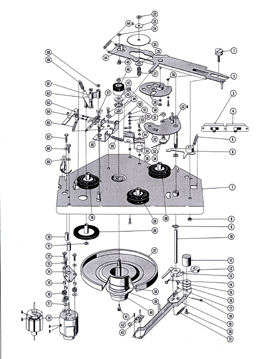 exploded view of AP-1
